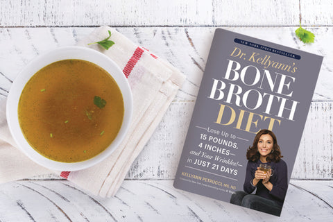 21-Day Bone Broth Diet Book