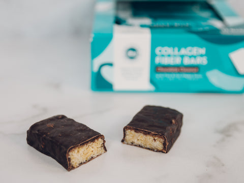 Dr. Kellyann collagen fiber bars