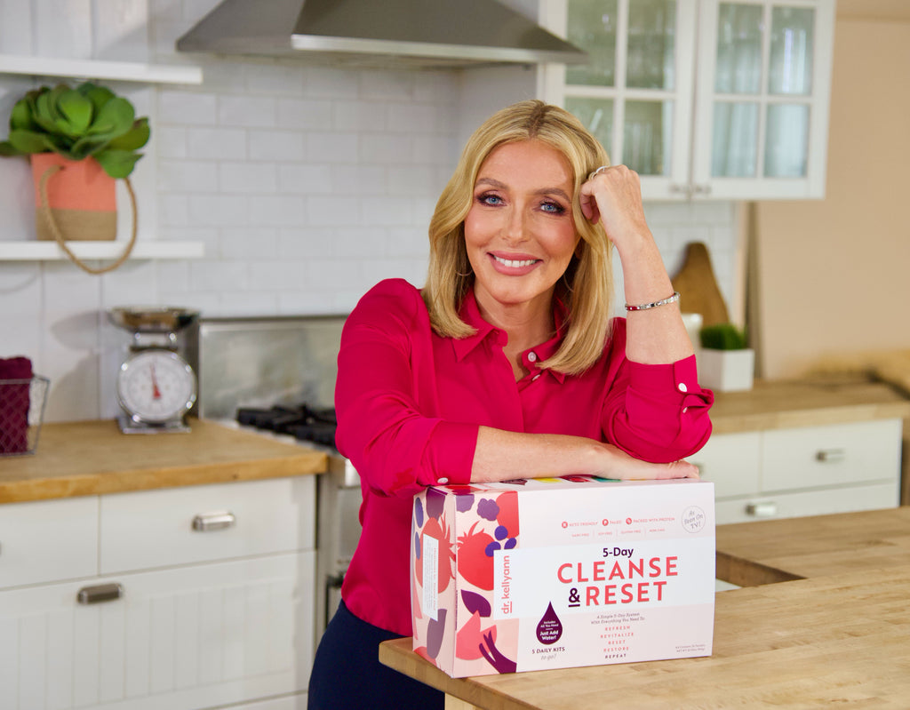 Dr. Kellyann's Cleanse and Reset FAQs