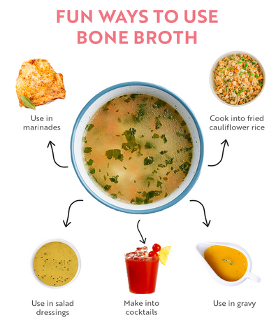 fun ways to use bone broth