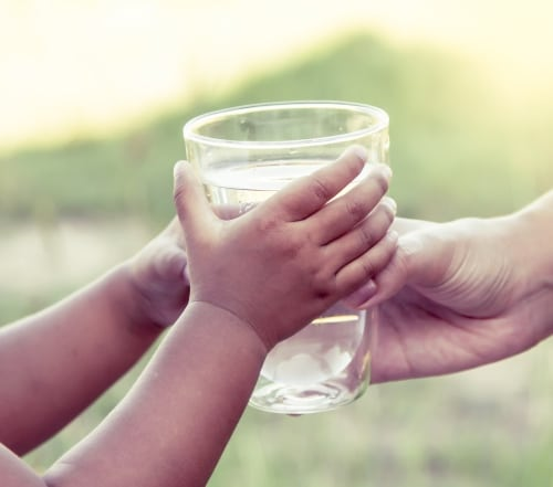 Why clean water is so important for kids