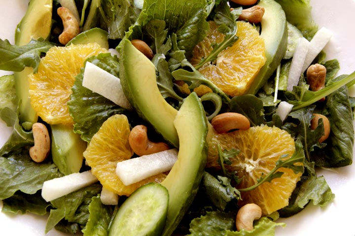 California Orange Tarragon Salad