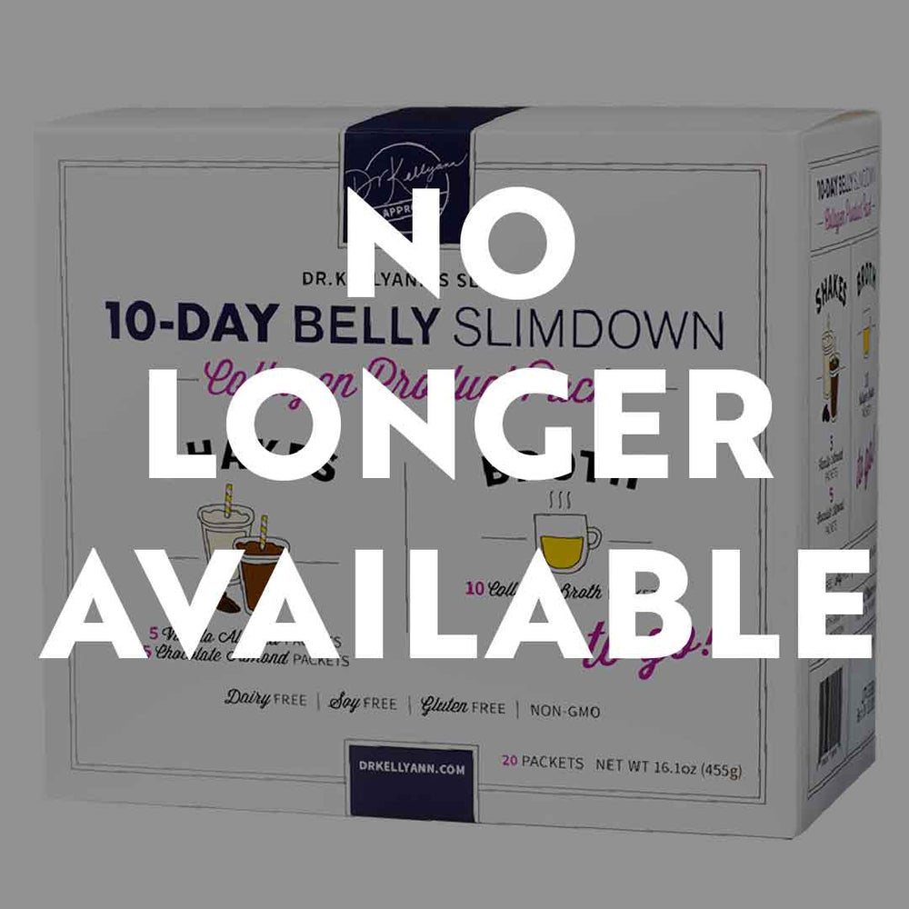 10 Day Belly Slimdown Collagen Product Pack
