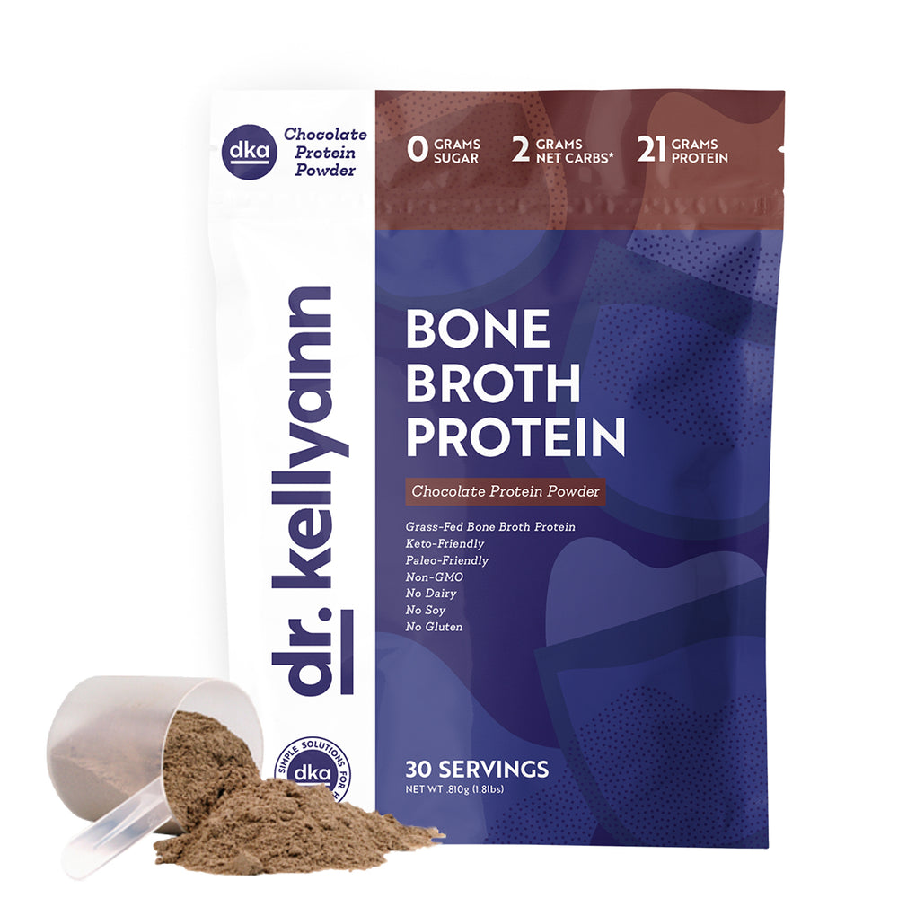 Bone Broth Protein - Chocolate