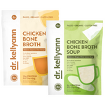 Chicken Bone Broth and Soup Bundle