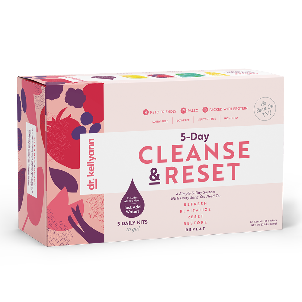 5-Day Cleanse and Reset Kit