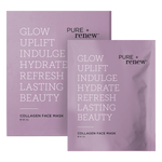 PURE + renew Collagen Boosting Face Mask