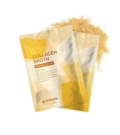 Collagen Broth Natural Bone Broth Dr. Kellyann