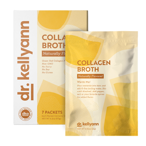 Collagen Broth Natural Bone Broth