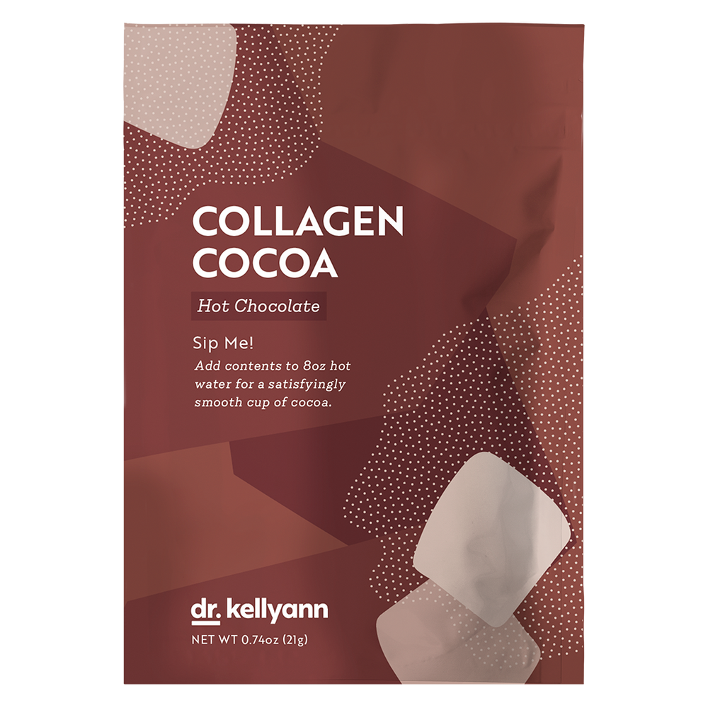 Collagen Hot Cocoa Packet