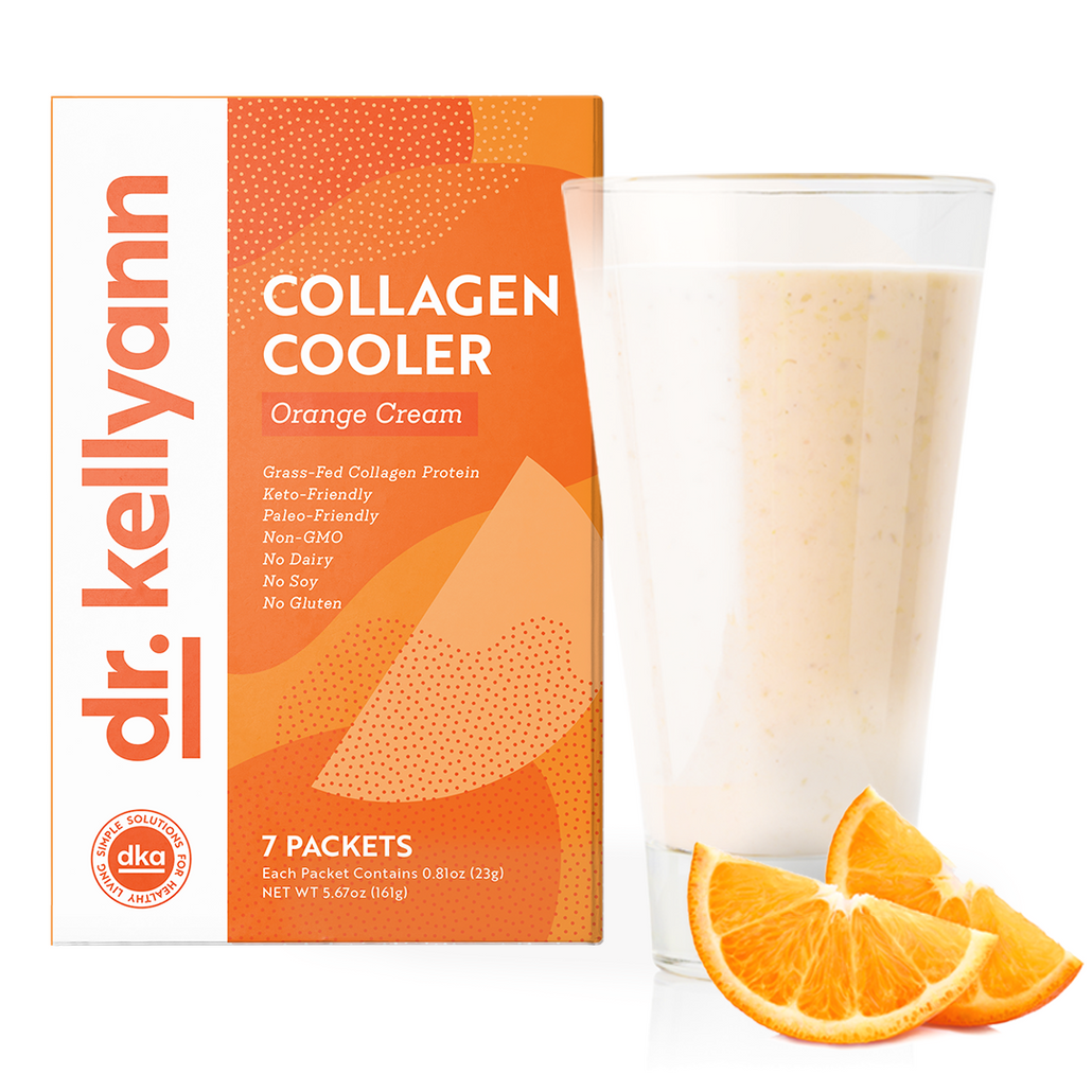 Collagen Cooler - Orange Cream