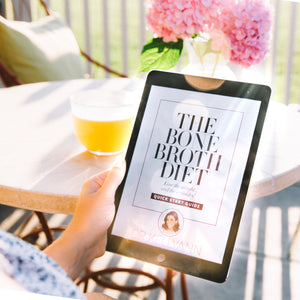 Digital Book: Bone Broth Diet Quick Start Guide