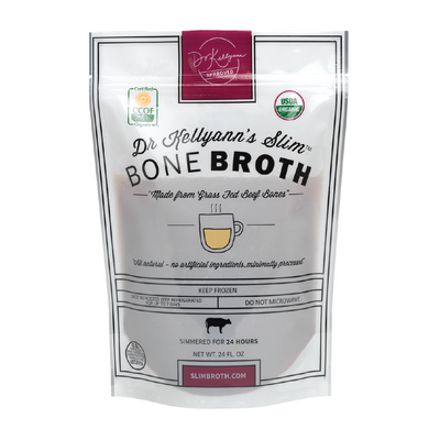 Beef Slim Bone Broth Frozen