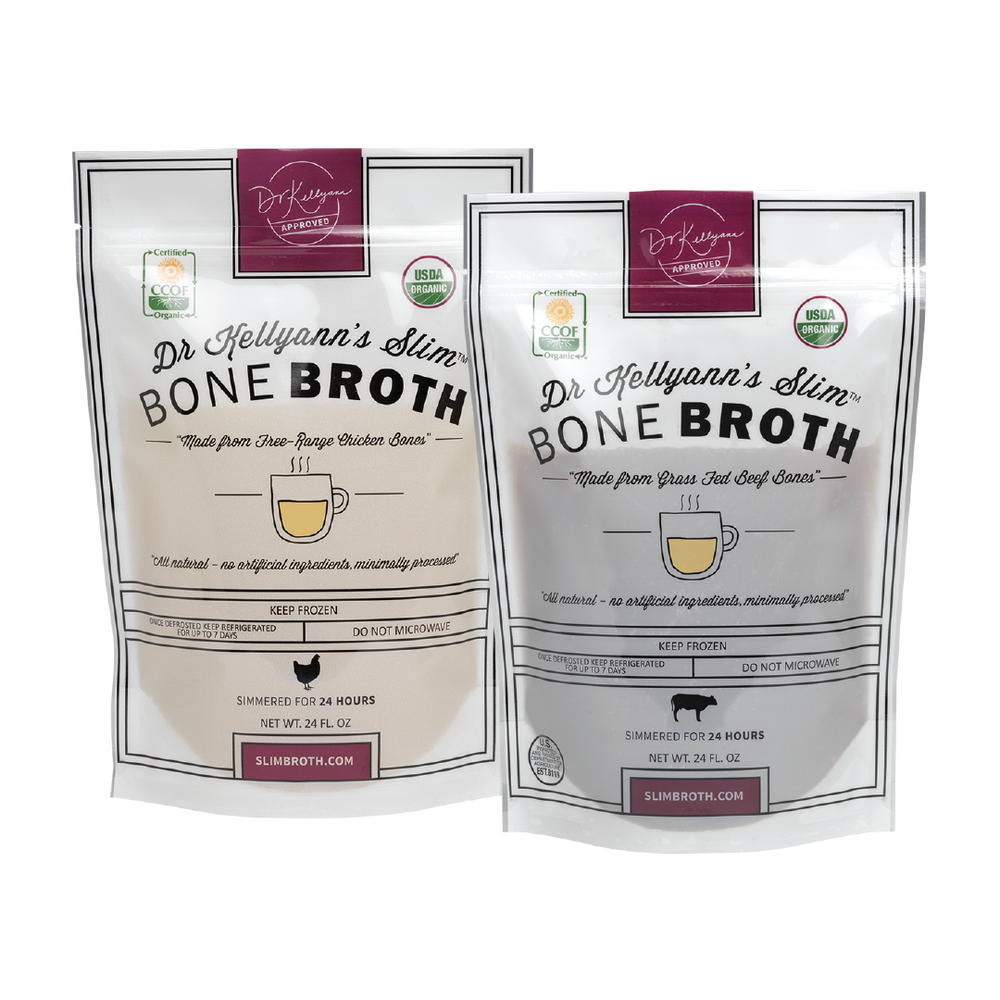 Beef and Chicken Bone Broth