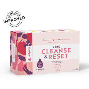 5-Day Cleanse and Reset Kit - IMPROVED