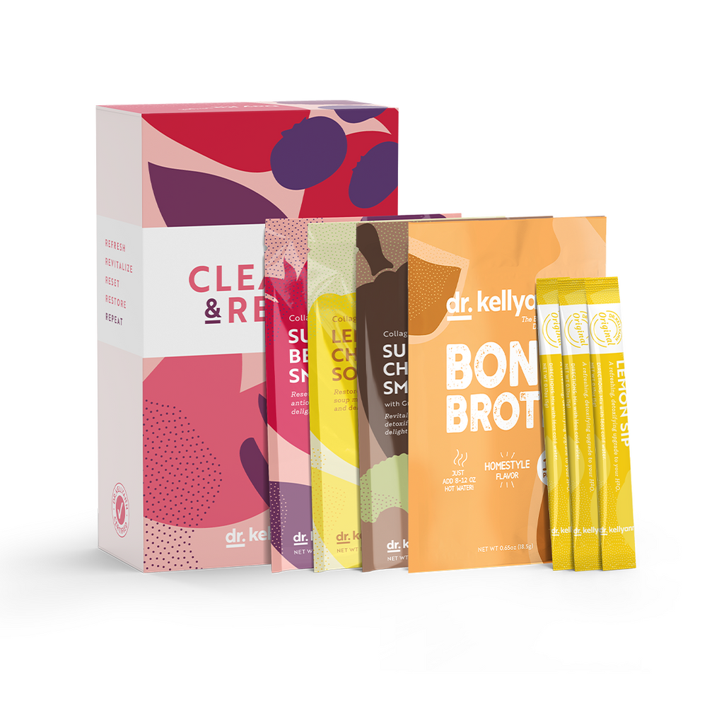 3-Day Cleanse and Reset Kit - IMPROVED