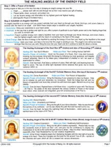 Quick Reference Guide 7: Healing with the Energy of Angels