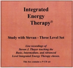 Study With Stevan - Three Level 9 CD Set