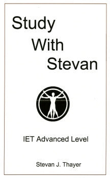 Study With Stevan - Level 3: Advanced 3 CD set