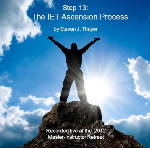 Step-13: The IET Ascension Process Download