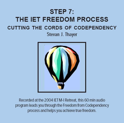 Step 7: The IET Freedom Process Download