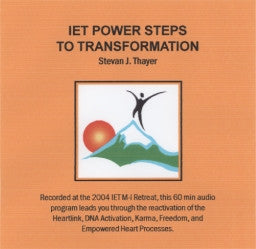Power Steps to Transformation