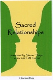Sacred Relationships 2 CD Set
