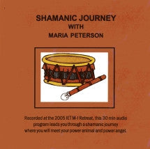 Shamanic Journeying CD
