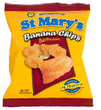 St. Mary's Banana BBQ 45g