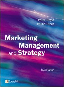 Marketing Management and Strat