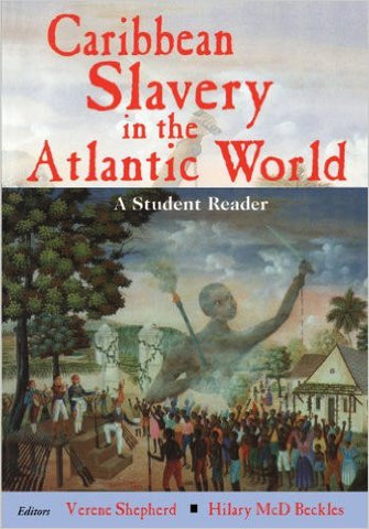 caribbean slavery in the atlantic world