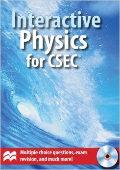 Intera Physics for CSEC CD-ROM