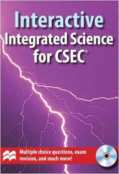 Intera Inte Sci for CSEC CD-ROM