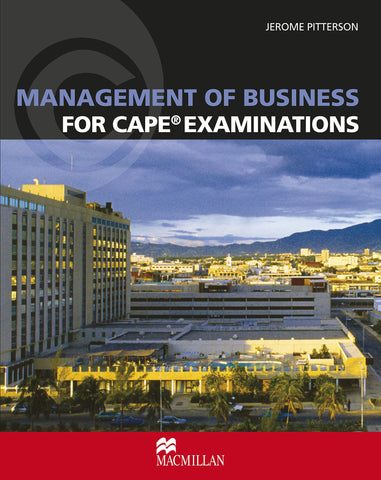 Cape Management Of Business