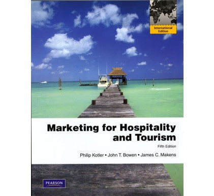 Marketing for Hospitalit 5E