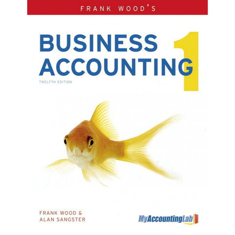 Business Accounting 1  Frank Wood [Paperback]