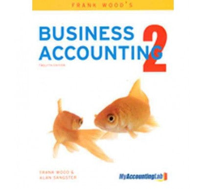 Business Accounting 2 12th ED