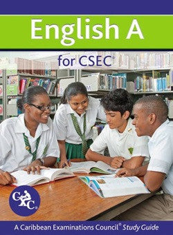 English A for CSEC Study Guide