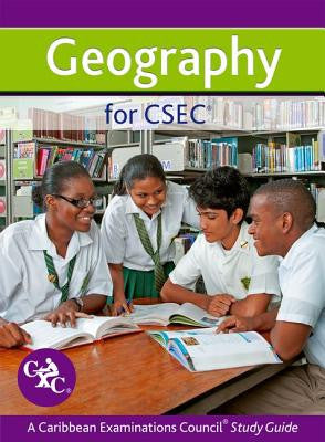 Geogeaphy for CSEC Study Guide