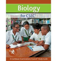 Biology for CSEC Study Guide A Caribbean Examinations Council