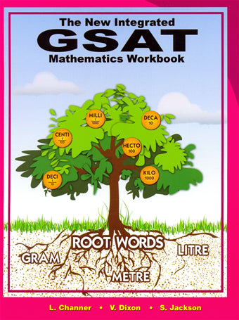 The New Integrated GSAT Mathematics Workbook
