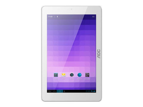 AOC - Tablet - Android 4.2 (Jelly Bean)