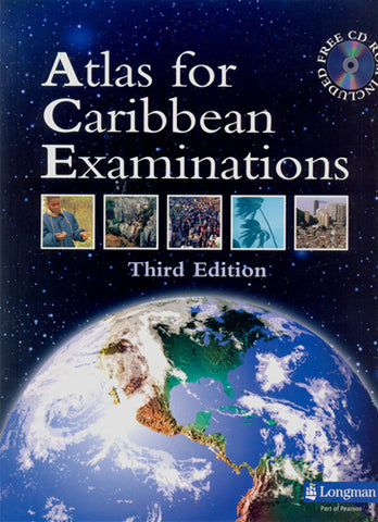Atlas for Caribbean Examinations Pub. Longmans
