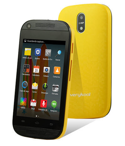 Verykool - S3501 - Smartphone (Android OS)