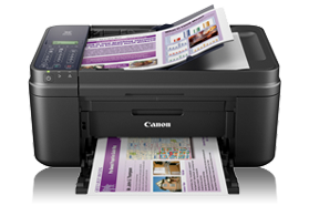 Canon PIXMA - Multifunction printer - Scanner, Printer,  Fax, Copier