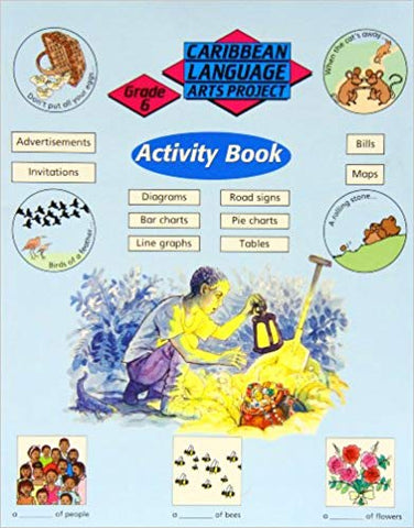 Caribbean Language Arts Project Grade 6 Workbook