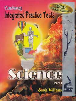 Carlong Integrated Practice Tests GSAT Science