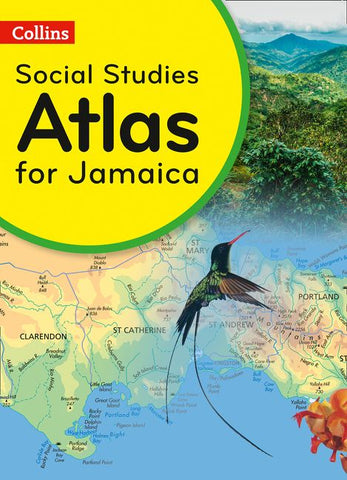 Collins Social Studies Atlas for Jamaica