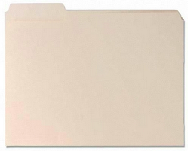 Dynamic F/S File Folder - White