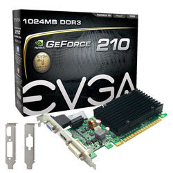 EVGA GeForce 210 - Graphics card - GF 210